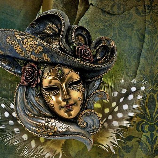 Las máscaras venecianas
