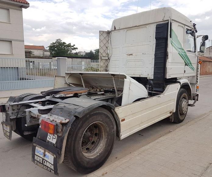 SCANIA 113M 360: Vehículos industriales de Emirtrucks Trading