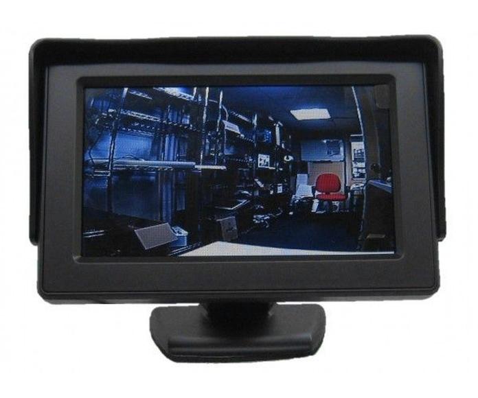 Monitor 2: Productos y Servicios de CCTV BURGOS