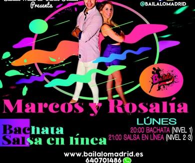 Marcos y Rosalía