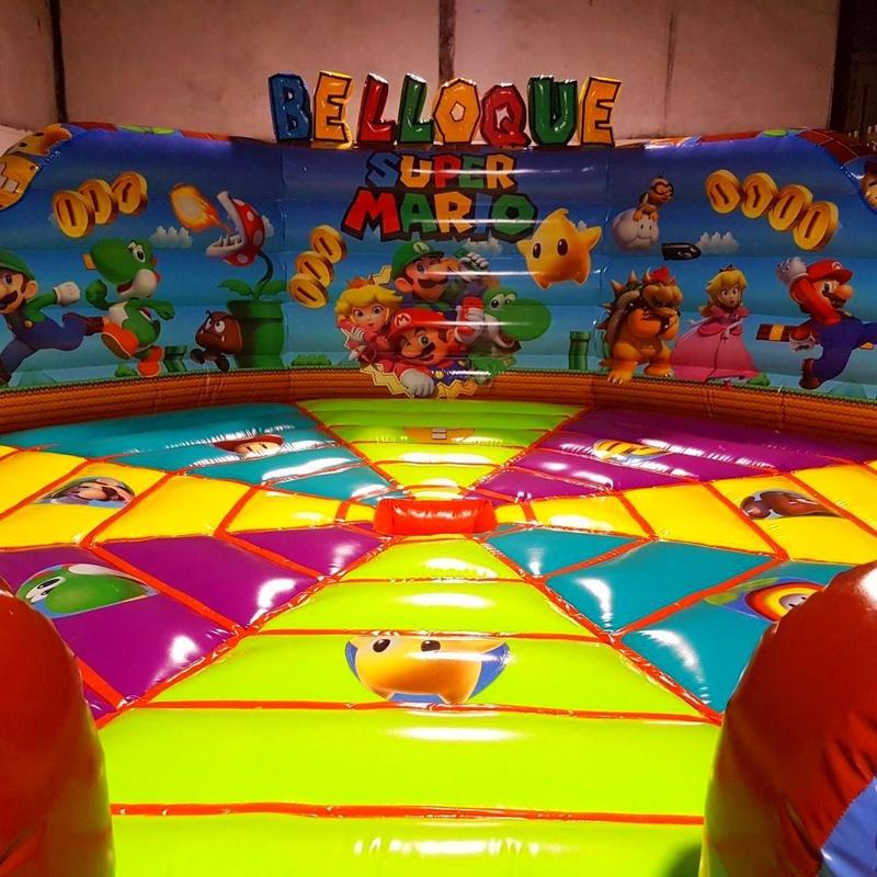 Happy-8: Catálogo de Hinchables Happy Jump