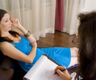 Tratamiento contra las fobias: Servicios de Isabel Fernández Portillo