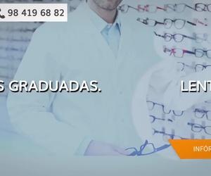 Gafas graduadas en Gijón | Centro Óptico Contrueces