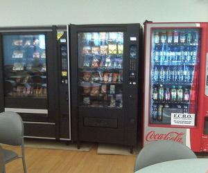 Instalación de máquinas de vending