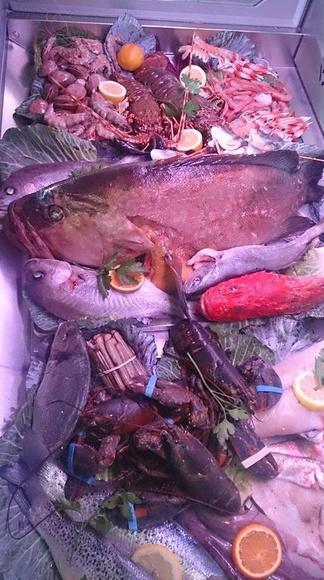 Pescados y mariscos: Productos y servicios de Restaurante La Barraca