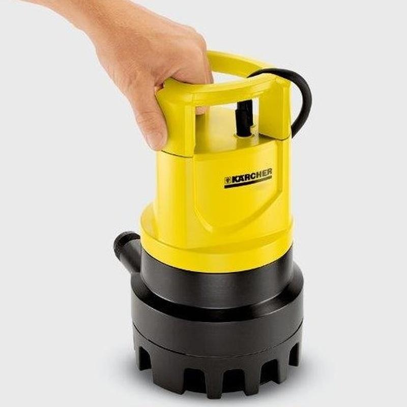 Bomba de agua sumergible Karcher SDP 7000: Tienda online de Femaconsur