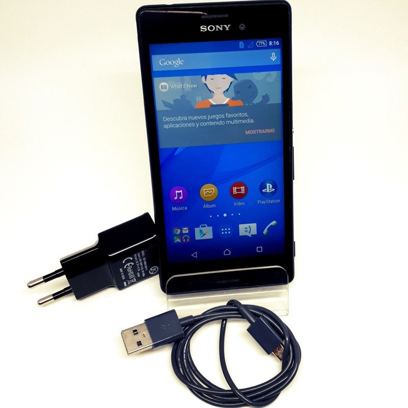 SONY XPERIA M4 AQUA 16GB: Compra y Venta de Ocasiones La Moneta