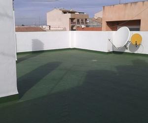 Galería de Aislamientos acústicos y térmicos en Murcia | Poliuretano y Aislamientos Nicolás