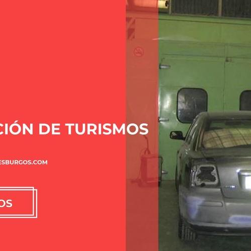Taller de coches Burgos