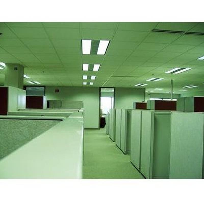 Oficinas comerciales: Servicios de Selior, Servicios de Limpieza del Oriente