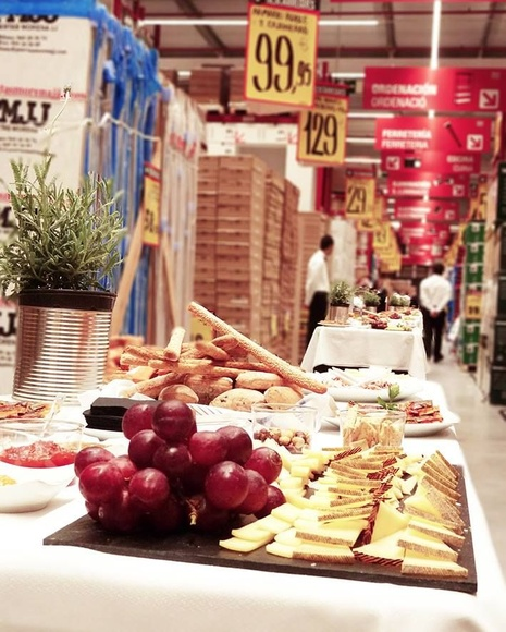Eventos corporativos: Catálogo de Catering Plat A Taula