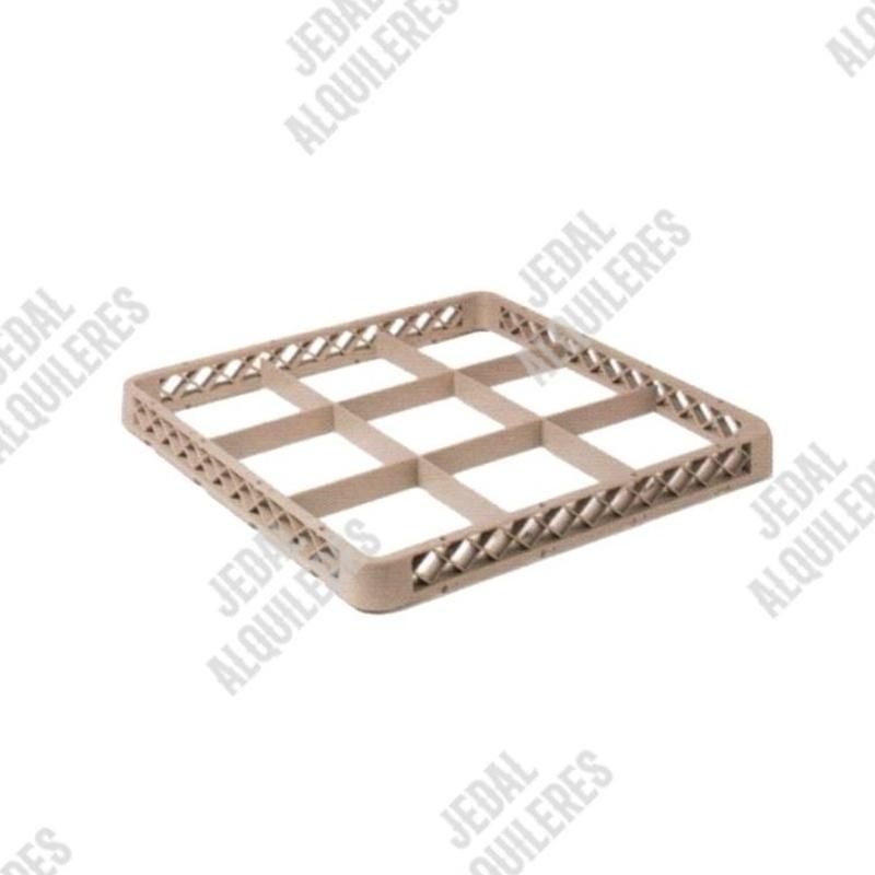 Extensores para cesta 9 compartimentos: Catálogo de Jedal Alquileres