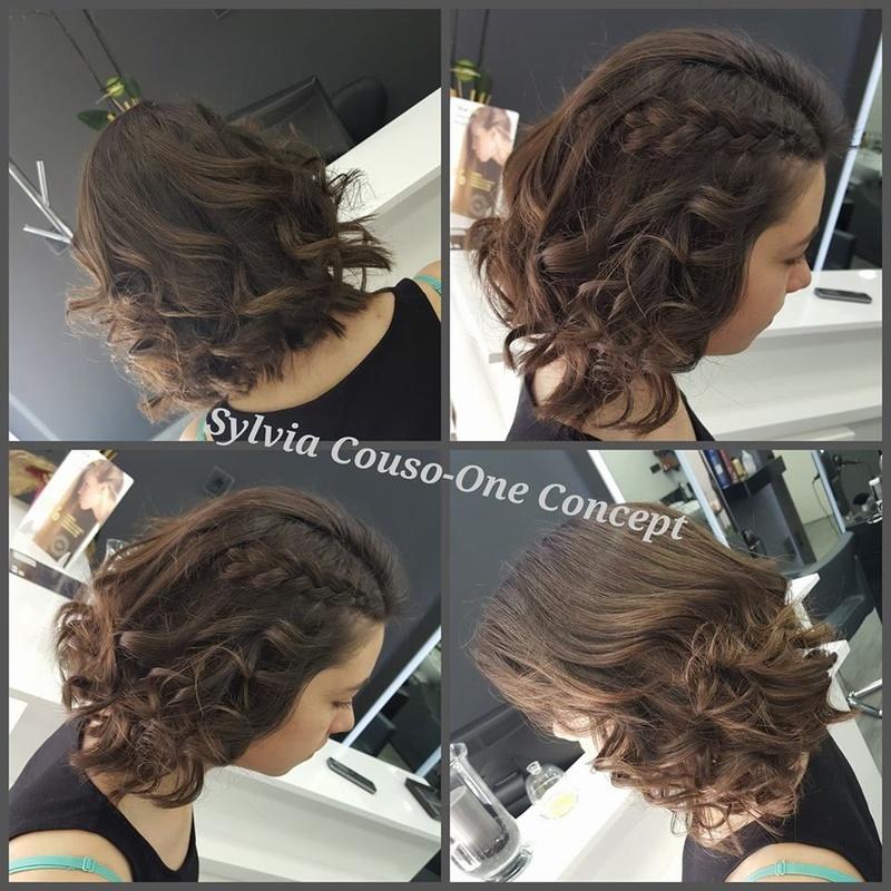 Recogidos de pelo para eventos: Servicios y Productos de Sylvia Couso One Concept