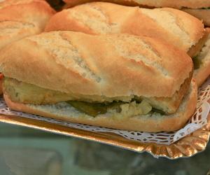 Bocadillos y sandwiches