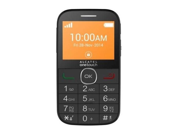 ALCATEL 2004: Productos y servicios de Creative Mobile