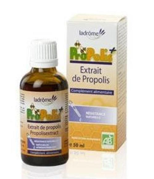EXTRACTO DE PROPOLEO, Spray nasal y Spray bucal,LADROME.: Catálogo de La Despensa Ecológica
