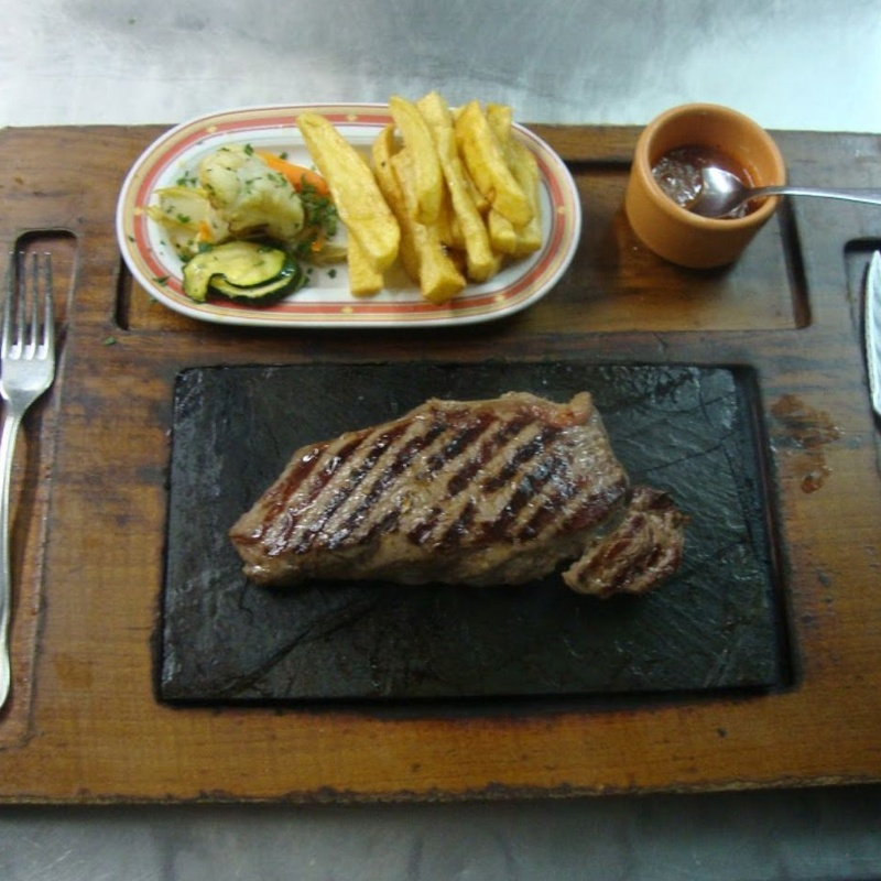 Menú: Carta de Restaurante Portovello