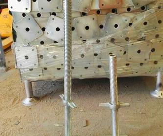 Alquiler de andamios: Nuestros andamios de Andamios Cinssa
