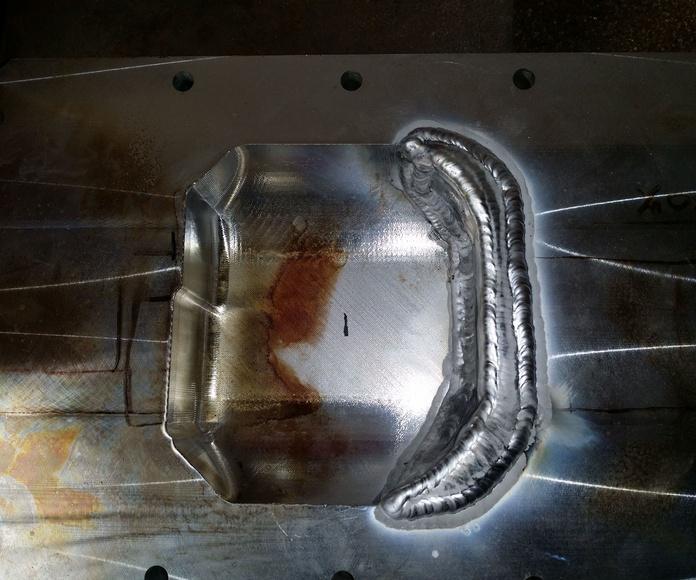 recargue troquel aluminio