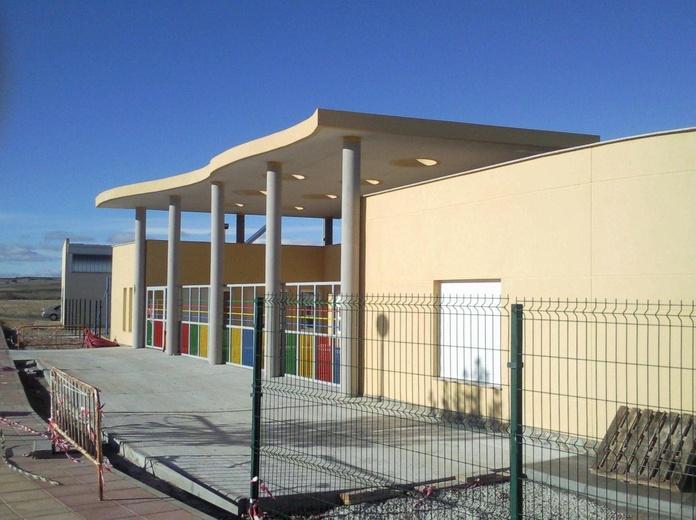 Edificios públicos: Trabajos de Arquitecto Federico Galván Casas