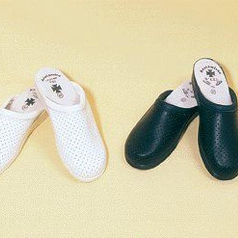 Calzado laboral caballero y señora: Ropa de trabajo y uniformes de José Luis y sus Chaquetillas