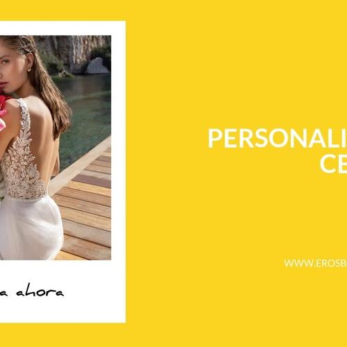Trajes de ceremonia Arrecife | Eros Boutique Nupcial