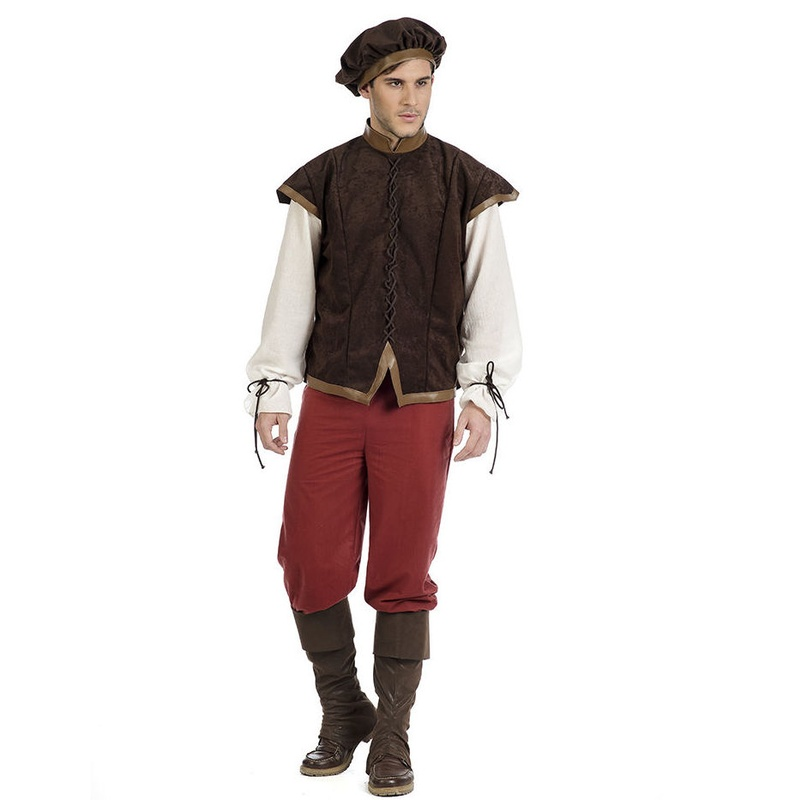 Disfraz medieval caballero Diago