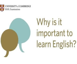 Serie Divulgación Vídeo 4. (C) Cambridge English: Why is it important to learn English?