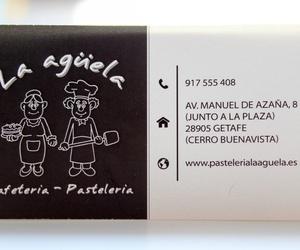 Pastelería artesanal en Getafe | Cafetería Pastelería La Agüela