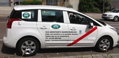 TAXI AEROPUERTO LEGANÉS