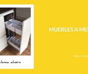 Muebles de cocina San Sebastian de los Reyes | Diseño Cocina Nieto