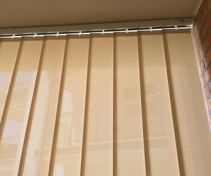 Cortinas de cristal: Catálogo  de Cerramientos Monteval