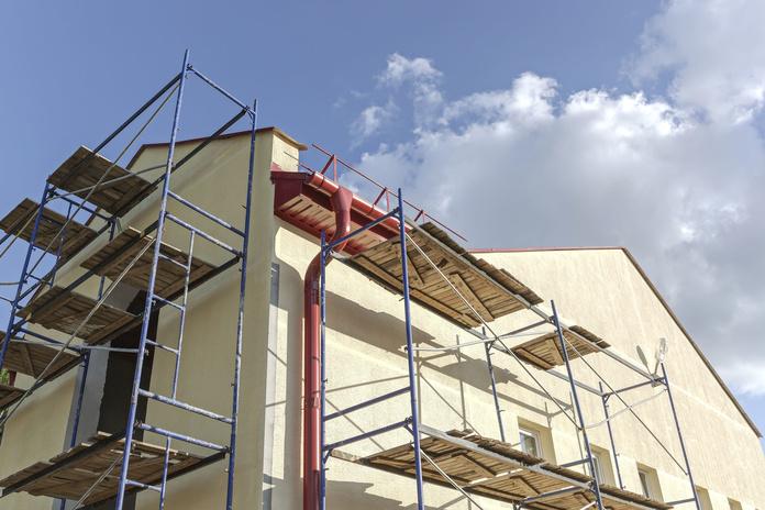 Restauración de fachadas: Servicios y proyectos de Construcciones Javier Sánchez