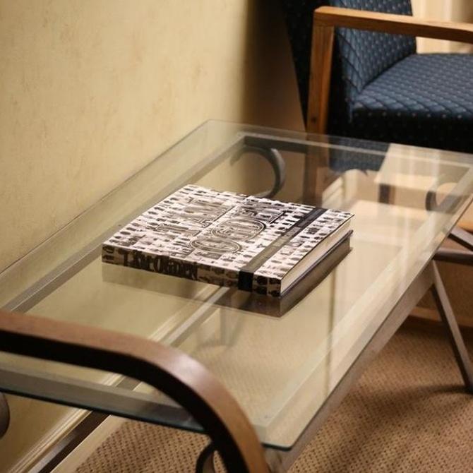 Ventajas de una mesa de cristal