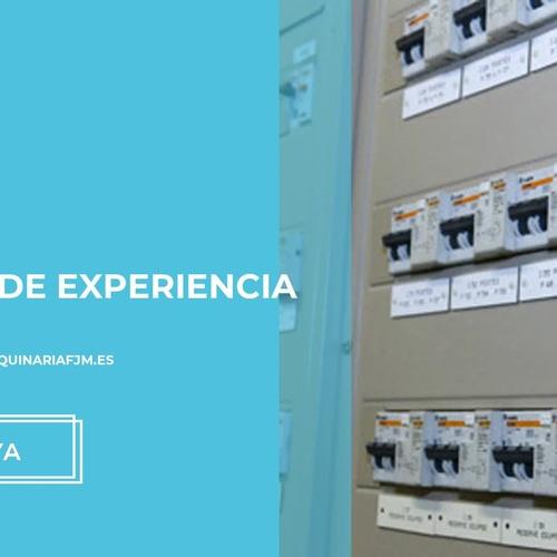 Instalaciones electricas Fuenlabrada | FJM