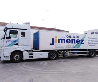 Ciclomotores y motocicletas: Permiso de conducir de Autoescuela Jiménez