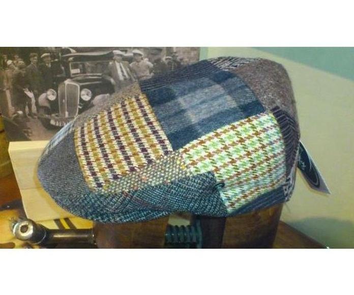 Gorra Donegal Tweed Patch: Catálogo de Sombrerería Citysport