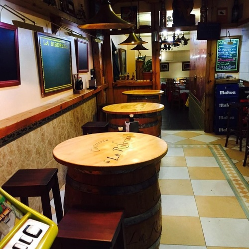 Restaurante cervecería con terraza Móstoles
