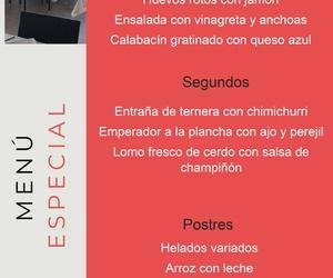 Restaurante Somallao Rivas Menú Especial 8 al 14 de Septiembre de 2021