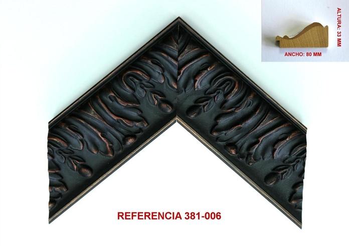REF 381-006: Muestrario de Moldusevilla