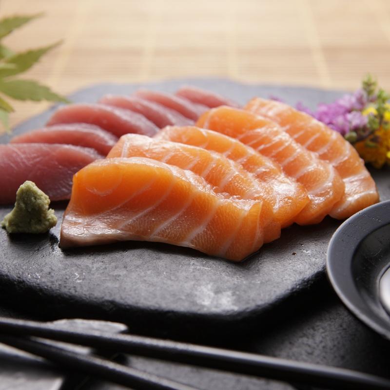 Sashimi: Carta de Mr. Sushi