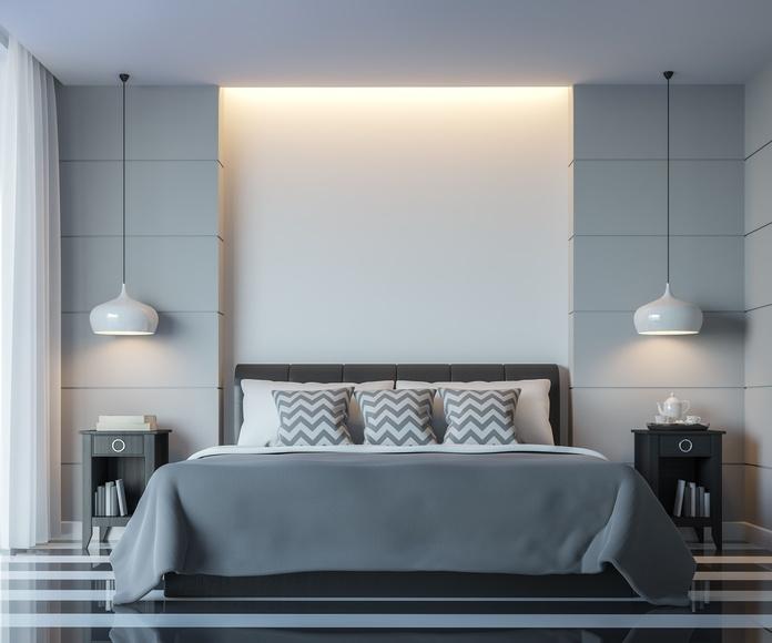 Dormitorios: Catálogo de muebles de Gompar