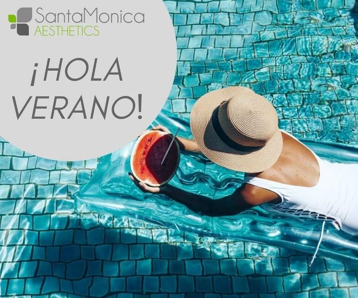 Da la bienvenida al verano protegiendo tu piel