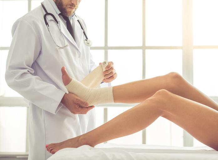 Recuperación traumatológica: Tratamientos de fisioterapia de Centro de Fisioterapia FisioMar