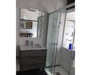 Muebles y mamparas de baño en Vizcaya