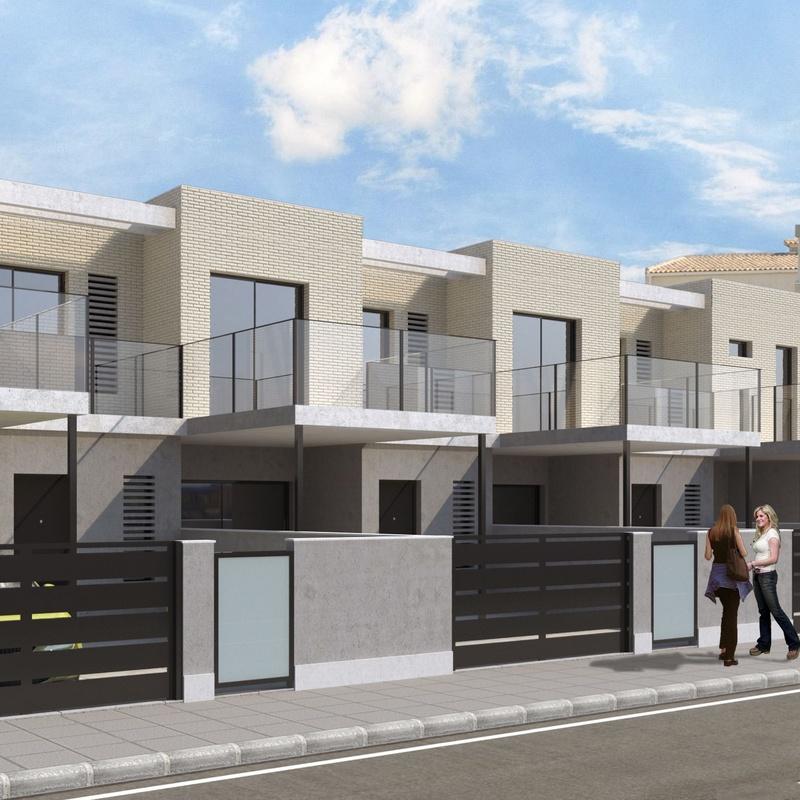 Proyectos de arquitectura: Servicios de SM Despacho de Arquitectura