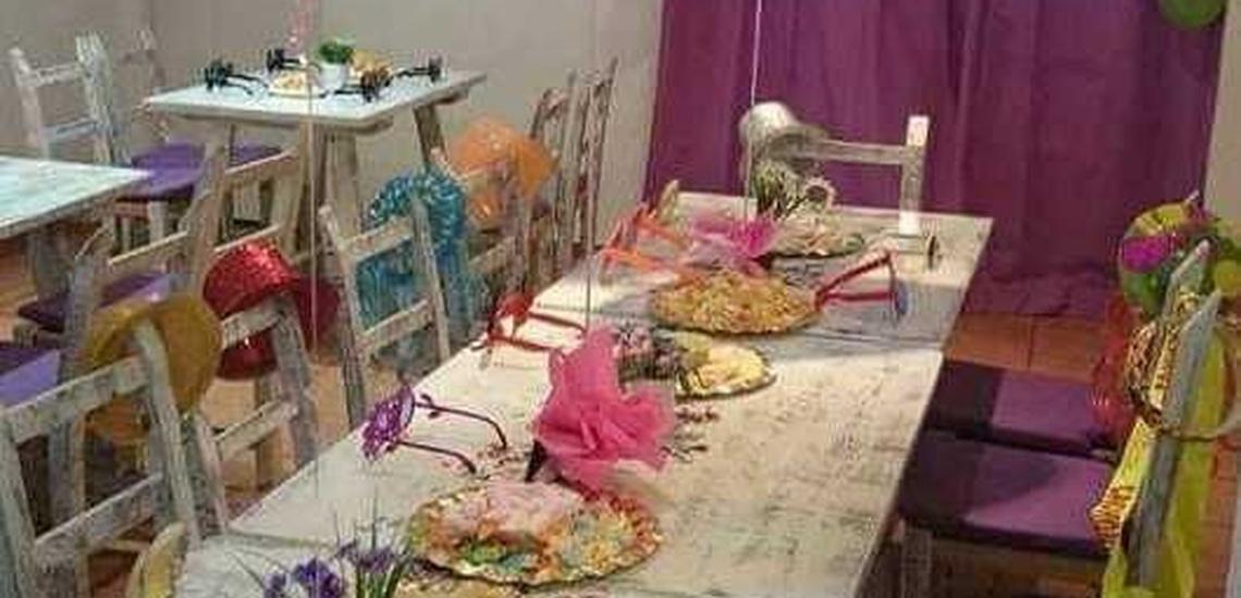 Hamburguesas caseras y fiestas de cumpleaños en Santa Eulalia del Río