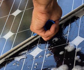 Abrillantado de suelos : Servicios de Limpiezas Mónaco