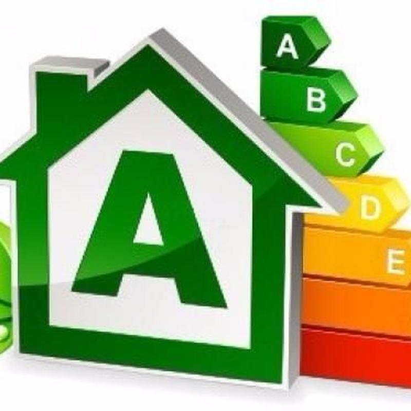 Eficiencia energética: Servicios de CLIMART VALENCIA