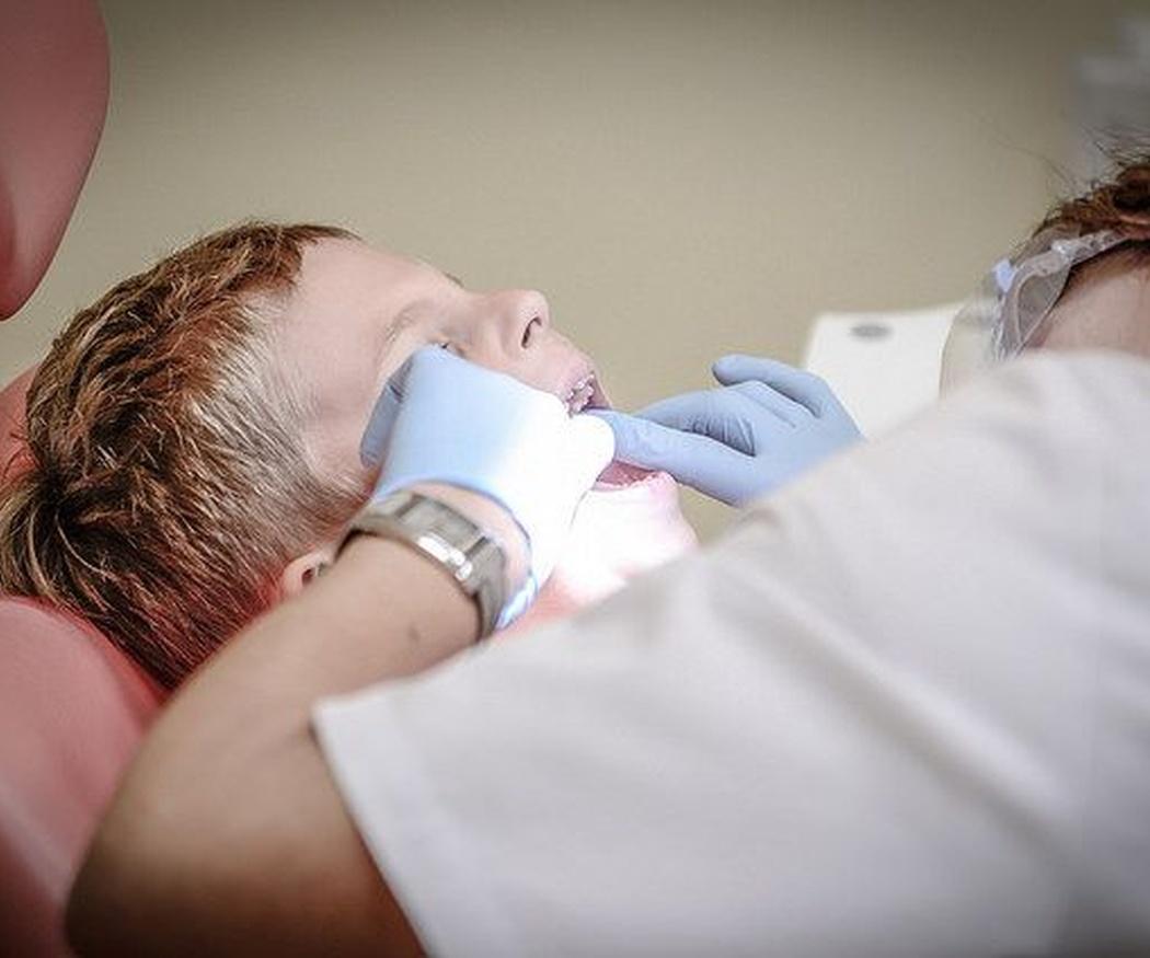 El momento de las limpiezas dentales